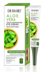 Dr.Rashel Aloe Vera Youth Renewing Eye Cream (Reduce Fine Lines)- 20g Buy online in Pakistan on Saloni.pk