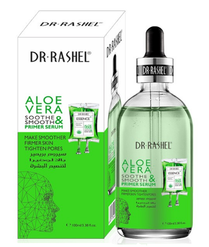 Dr.Rashel Aloe Vera Soothe & Smooth Primer Serum- 100ml Buy online in Pakistan on Saloni.pk