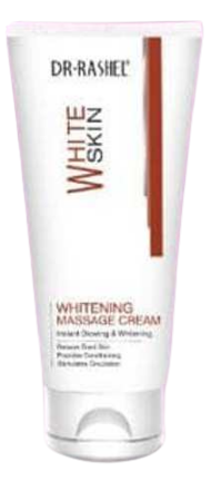 Dr. Rashel White Skin, Whitening Massage Cream- 200ml Buy online in Pakistan on Saloni.pk