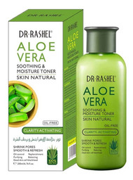 Dr.Rashel Aloe Vera Clarity Activating Soothing & Moisture Toner - 200ml Buy online in Pakistan on Saloni.pk