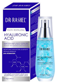 Dr.Rashel Youth Revitalizing Hyaluronic Acid Water-Infused Face Serum- 40g Buy online in Pakistan on Saloni.pk