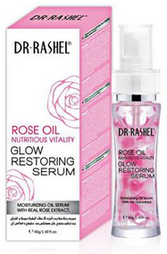 Dr. Rashel Rose Oil Nutritious Glow Restoring Serum- 40g Buy online in Pakistan on Saloni.pk