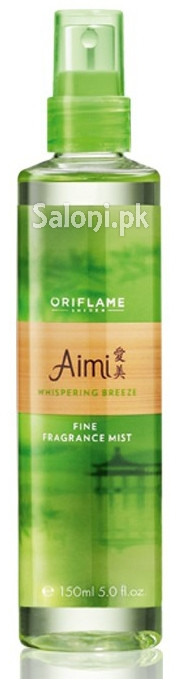 Oriflame Aimi Whispering Breeze Fine Fragrance Mist