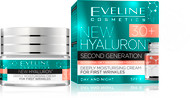 Eveline Hyaluronic  30+ Deeply Moisturizing Cream (First Wrinkles) – 50ml Buy online in Pakistan on Saloni.pk