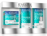 Eveline Gift Set Hyaluron Clinic B5 Face Cream 40+ Eye Cream Hydrator Buy online in Pakistan on Saloni.pk