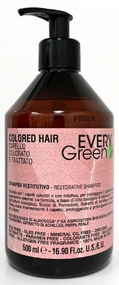 Dikson Every Green ( Colored ) Hair Protective Shampoo- 500ml Buy Online in Pakistan on Saloni.pk