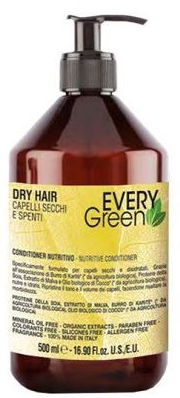 Dikson Every Green Dry Hair Conditioner - 500ml Buy Online in Pakistan on Saloni.pk