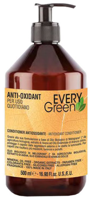 Dikson Every Green ( Anti-Oxidant ) Hair Conditioner - 500ml Buy online in Pakistan on Saloni.pk