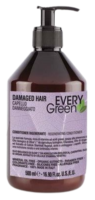 Dikson Every Green ( Damaged ) Hair Conditioner- 500ml Buy Online in Pakistan on Saloni.pk
