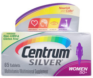 Centrum Silver Women 50+ Multivitamin Multimineral Supplement-65 Tablets Buy online in Pakistan on Saloni.pk