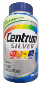 Centrum Silver Men 50+ Multivitamin/Multimineral Supplement - 275 Tablets Buy online in Pakistan on Saloni.pk