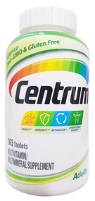 Centrum Adults Multivitamin Multimineral Supplements - 365 Tablets buy online in pakistan