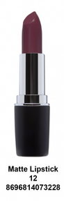 Gabrini Matte Lipstick- 12 Buy online in Pakistan on Saloni.pk