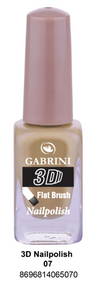 Gabrini 3D Nail Polish- 07 Buy online in Pakistan on Saloni.pk