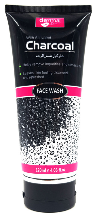 Buy Derma Clean Charcoal Face Wash 120 ML online with best price in Pakistan