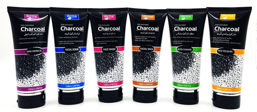 Buy Derma Clean Charcoal Facial Kit online with best prices in Pakistan and on Saloni.pk