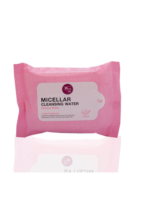 Rivaj UK Micellar Cleansing Make Up Remover Wipes buy online with best prices in Pakistan