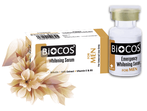 Biocos Men Whitening Serum Buy online in Pakistan on Saloni.pk
