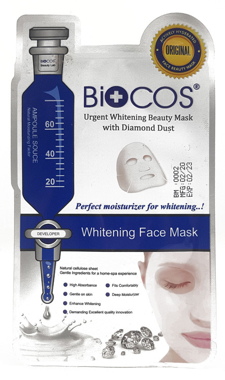 Biocos Beauty Mask Buy online in Pakistan on Saloni.pk