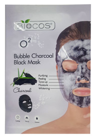 Biocos Bubble Charcoal Mask Buy online in Pakistan on Saloni.pk