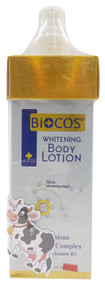 Biocos Whitening Body Lotion  Buy online in Pakistan on Saloni.pk