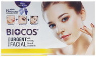 Biocos Urgent Facial Sachet Buy online in Pakistan on Saloni.pk