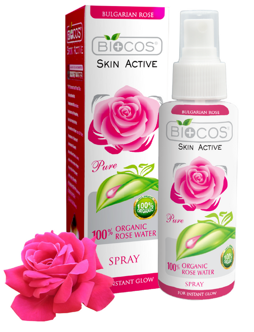 Biocos Skin Active Rose Water Buy online in Pakistan on Saloni.pk