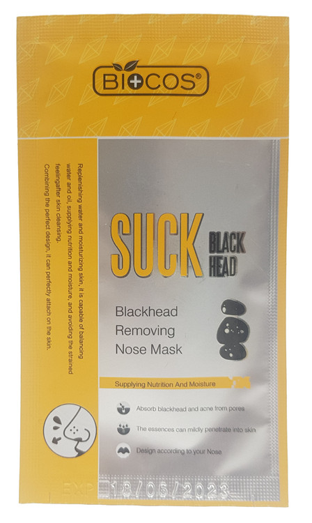 Biocos Suck Black Head Nose Strip Buy online in Pakistan on Saloni.pk