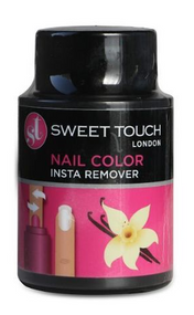 Sweet Touch London Nail Color Insta Remover - 75ml Buy online in Pakistan on Saloni.pk