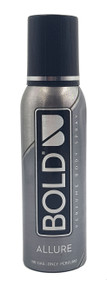 Bold ( Allure) Perfumed Body Spray - 120ml Buy online in Pakistan on Saloni.pk