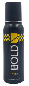 Bold ( Sport ) Perfumed Body Spray - 120ml Buy online in Pakistan on Saloni.pk