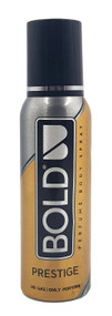 Bold ( Prestige ) Perfumed Body Spray - 120ml Buy online in Pakistan on Saloni.pk