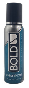 Bold ( Champion ) Perfumed Body Spray - 120ml Buy online in Pakistan on Saloni.pk