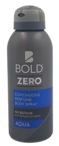 Bold Zero ( Aqua ) Continuous Perfume Body Spray- 120ml Buy online in Pakistan on Saloni.pk