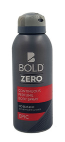 Bold Zero ( Epic ) Continuous Perfume Body Spray- 120ml Buy online in Pakistan on Saloni.pk