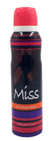 Miss Is Dancing Perfumed Body Spray- 150ml Buy online in Pakistan on Saloni.pk