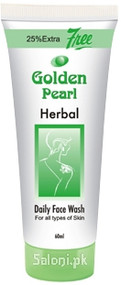 Golden Pearl Herbal Face Wash