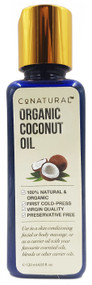 CoNatural Organic Coconut Oil 120ml Buy online in Pakistan on Saloni.pk