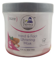 Dr. Derma Hand & Foot Whitening Mask 550g Buy online in Pakistan on Saloni.pk