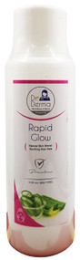 Dr. Derma Rapid Glow Skin Shiner 500g Buy online in Pakistan on Saloni.pk