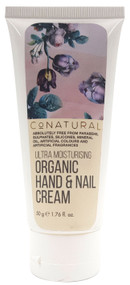 CoNatural Ultra Moisturizing Organic Hand & Nail Cream - 50g Buy online in Pakistan on Saloni.pk