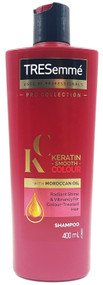 TRESemmé Keratin Color Smooth Shampoo 400ml Buy online in Pakistan on Saloni.pk