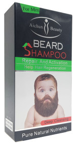 Aichun Beauty Beard Shampoo For Men - 100ml Buy online in Pakistan on Saloni.PK