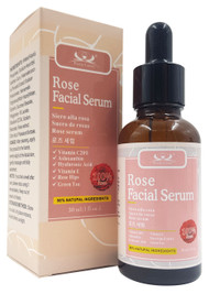 Pretty Cowry Rose Facial Serum 30ml Buy online in Pakistan on Saloni.pk