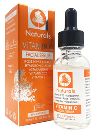 Naturals Vitamin C with Rose Hips Facial Serum 30ml Buy online in Pakistan on Saloni.pk