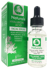 Naturals Hyaluronic Acid Facial Serum 30ml Buy online in Pakistan on Saloni.pk