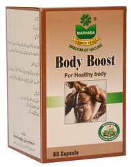 Marhaba Body Boost 60 Capsules Buy online in Pakistan on Saloni.pk