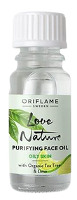Oriflame Purifying Face Oil with Organic Tea Tree & Lime 10ml Buy online in Pakistan on Saloni.pk