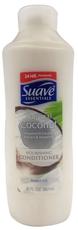 Suave Tropical Coconut Conditioner 886ml Buy online in Pakistan on Saloni.pk