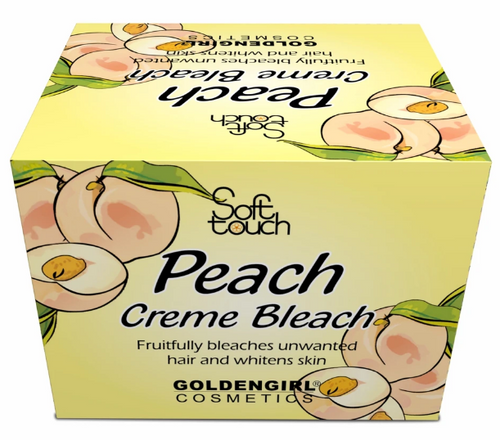 Soft Touch Peach Bleach Creme Eco Pack 70g Buy online in Pakistan on Saloni.pk